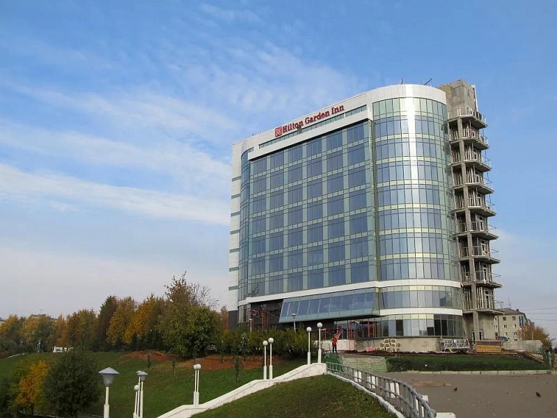 Double Tree By Hilton (ныне Four Elements Hotels) г. Киров